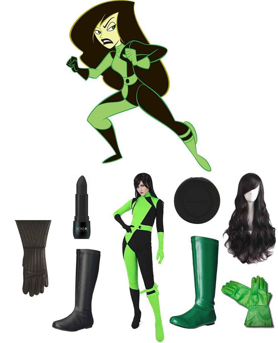 Shego from Kim Possible Cosplay Guide
