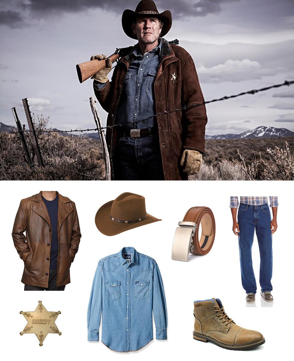Sheriff Walt Longmire Cosplay Guide