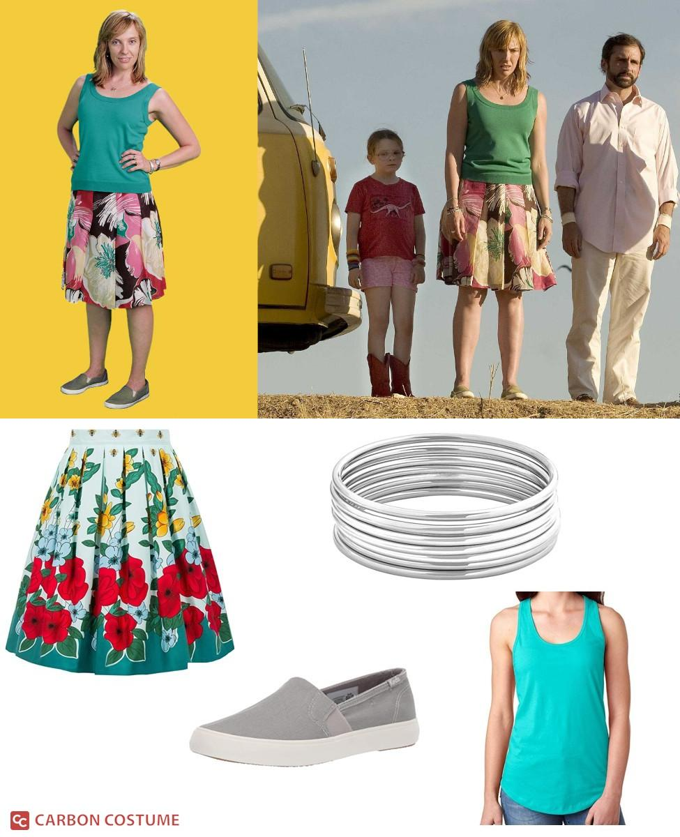 Sheryl Hoover from Little Miss Sunshine Cosplay Guide
