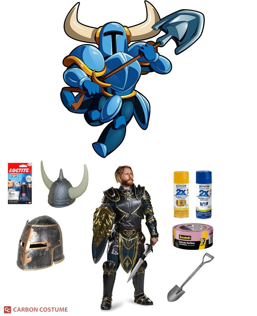 Shovel Knight Cosplay Guide