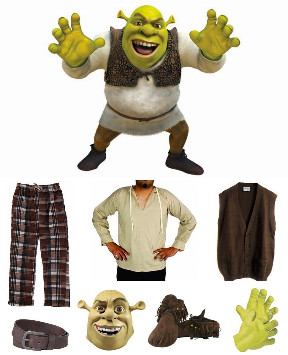 Shrek Cosplay Guide