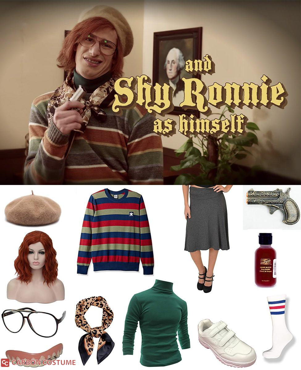 Shy Ronnie Cosplay Guide
