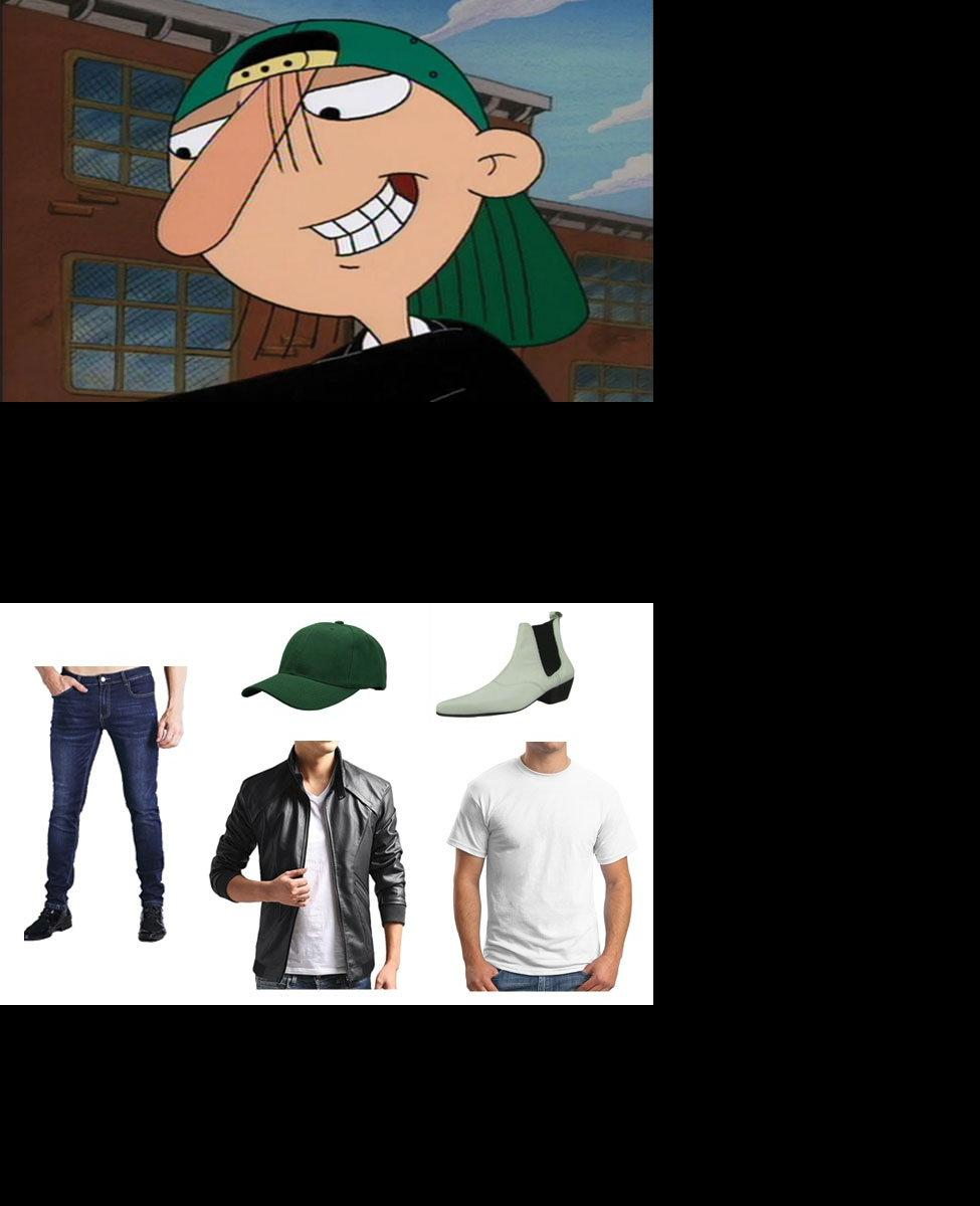 Sid from Hey Arnold! Cosplay Guide