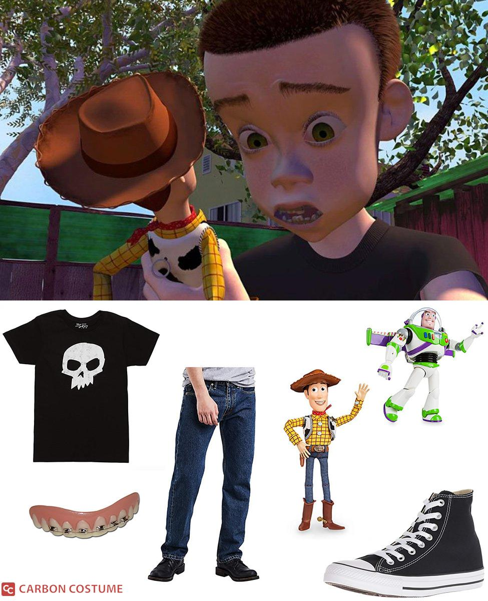 Sid from Toy Story Cosplay Guide