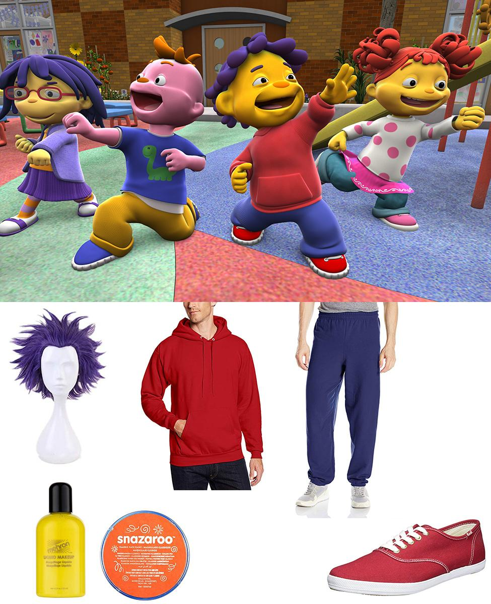 Sid the Science Kid Cosplay Guide