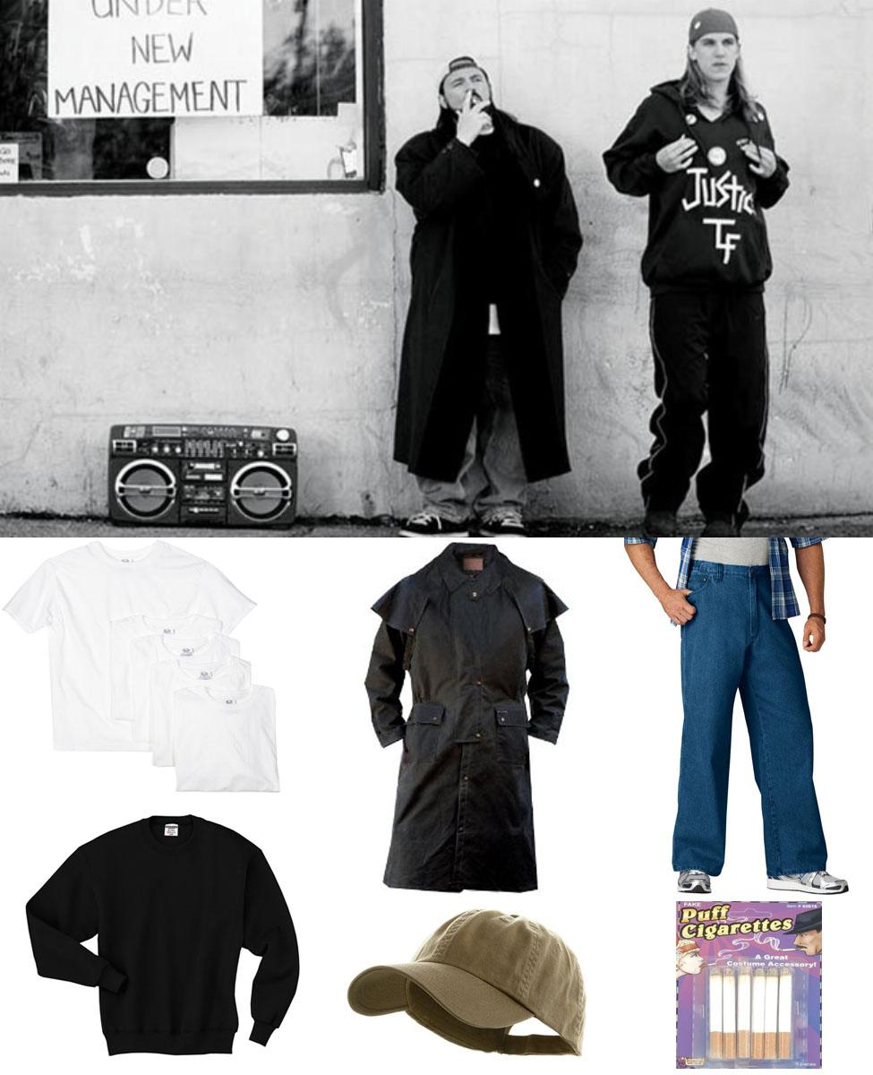 Silent Bob Cosplay Guide