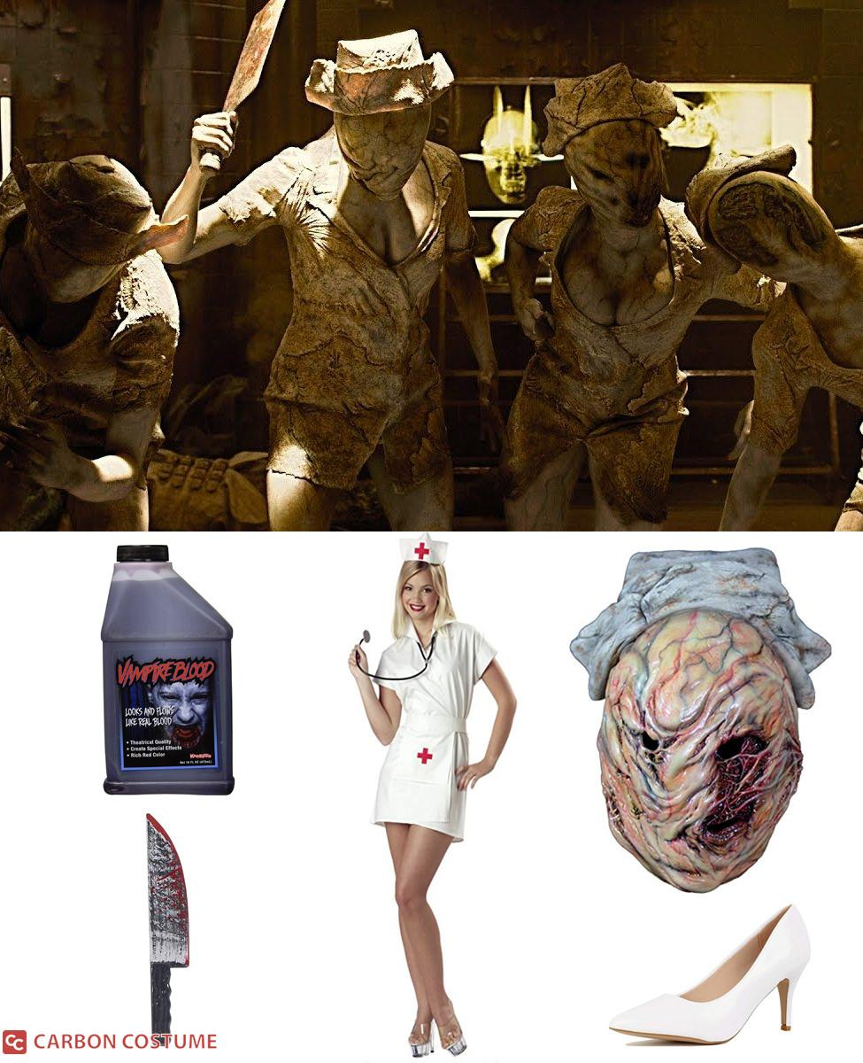 Silent Hill Nurse Cosplay Guide