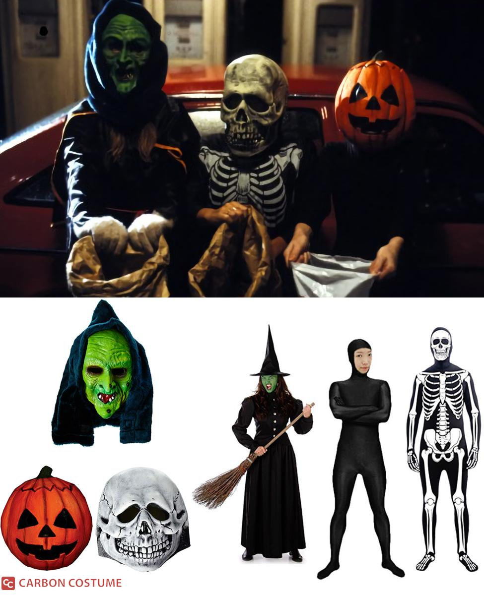 Silver Shamrock Kids from Halloween III Cosplay Guide