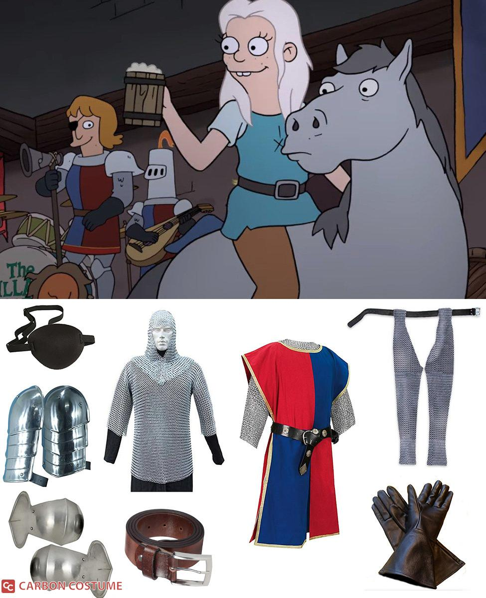 Sir Pendergast from Disenchantment Cosplay Guide