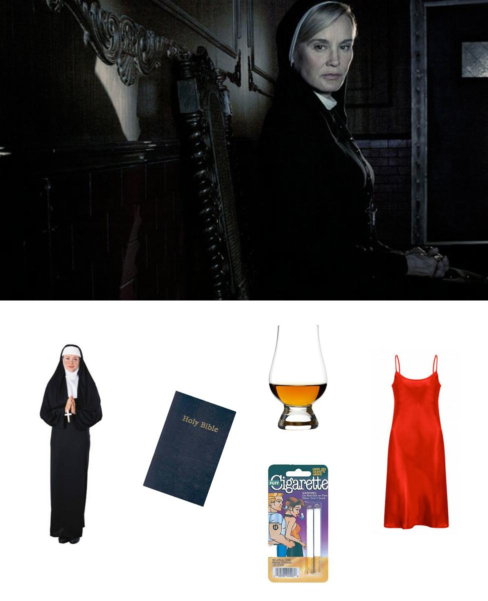 Sister Jude from American Horror Story: Asylum Cosplay Guide