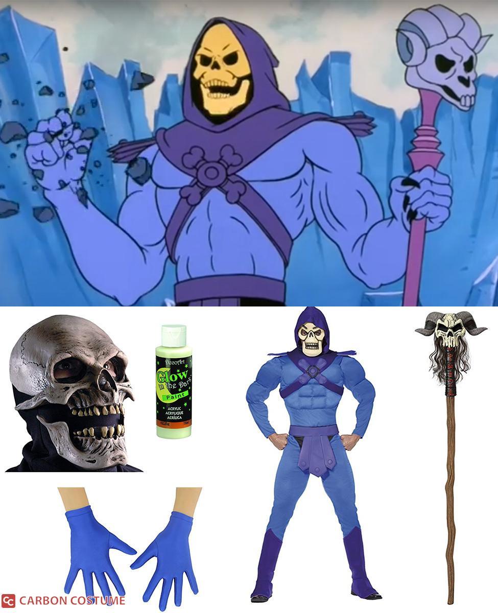 Skeletor Cosplay Guide