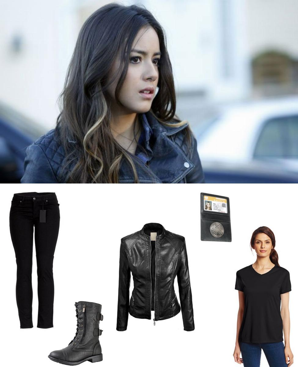 Skye from Agents of S.H.I.E.L.D. Cosplay Guide