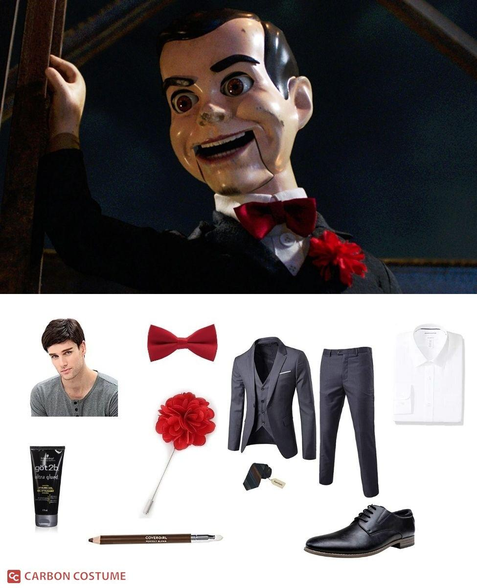 Slappy Cosplay Guide