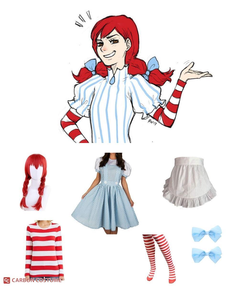 Smug Anime Wendy's Cosplay Guide