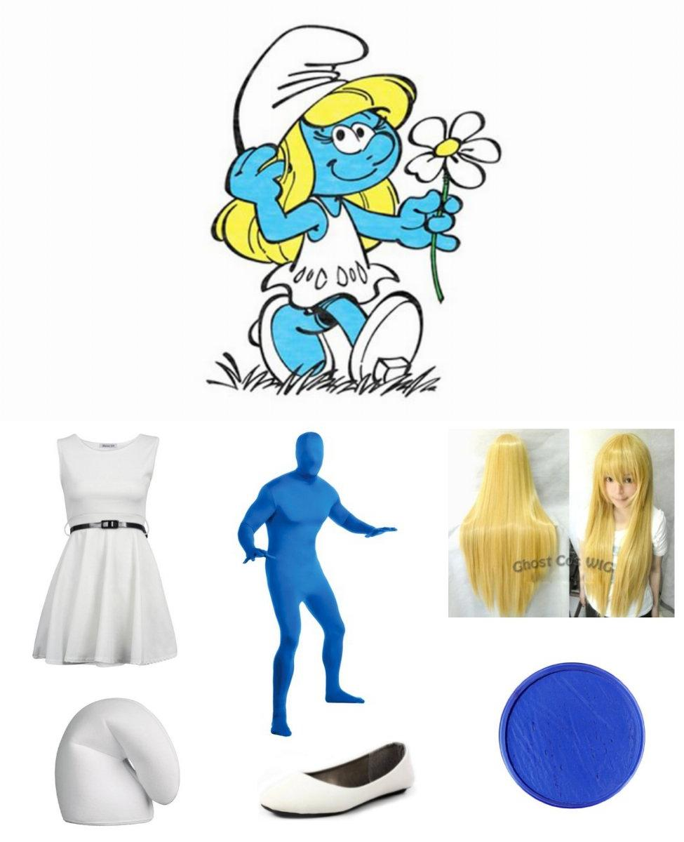 Smurfette Cosplay Guide
