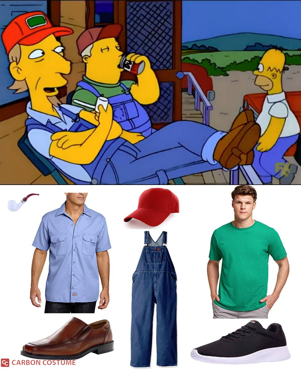 Sneed and Chuck Cosplay Guide