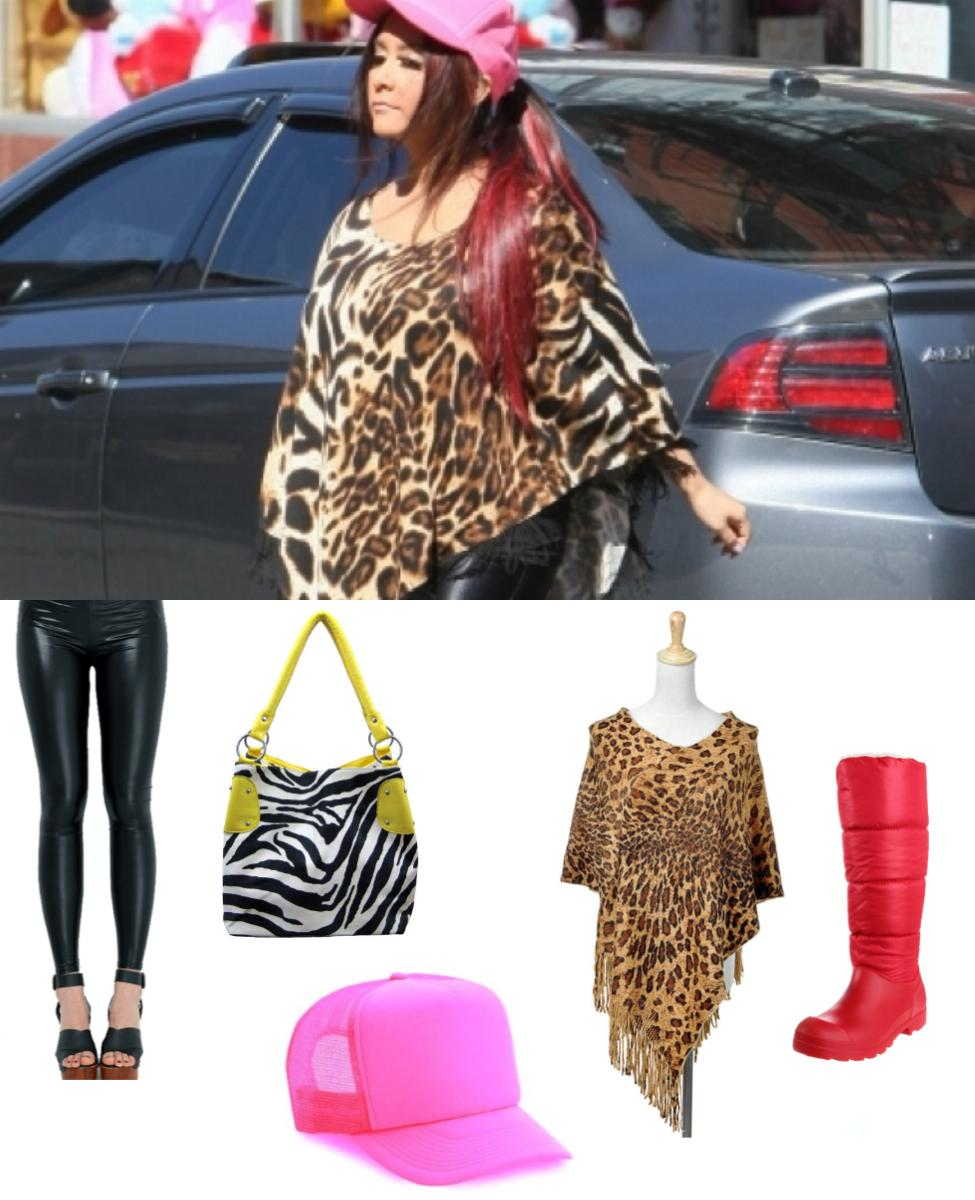 Snooki Cosplay Guide