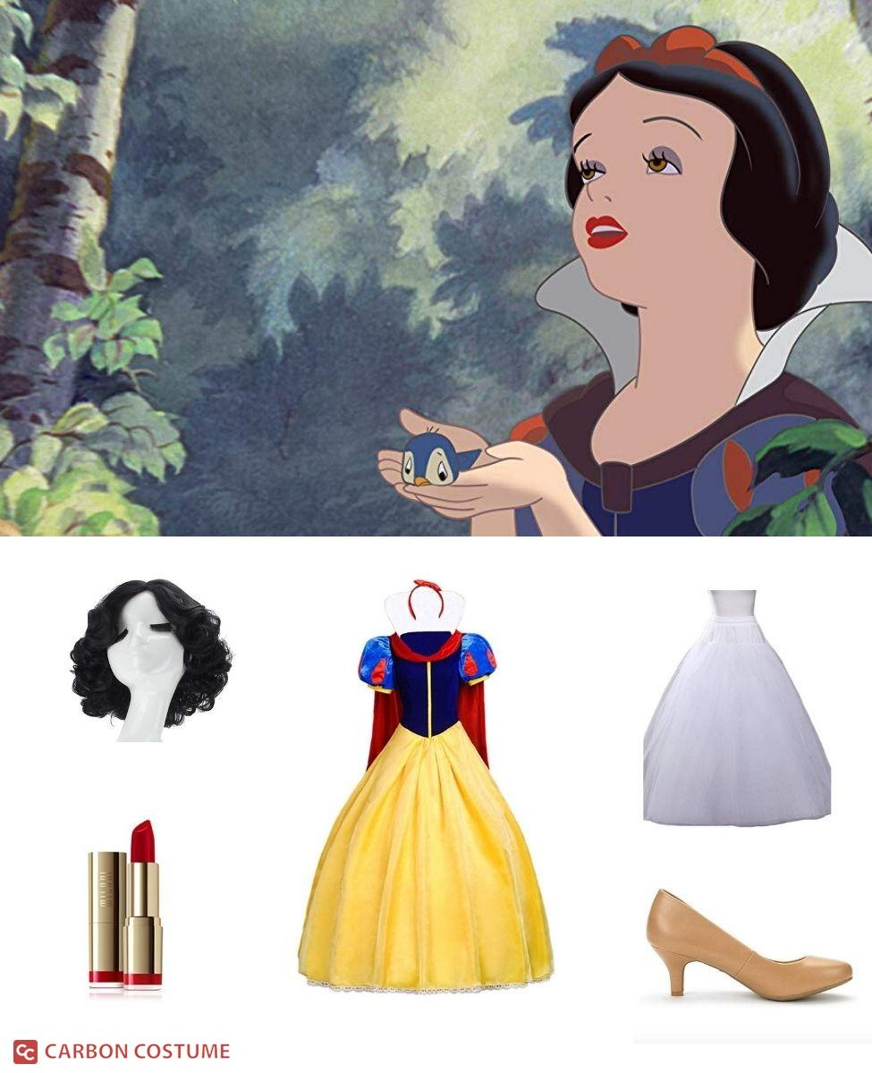 Snow White Cosplay Guide