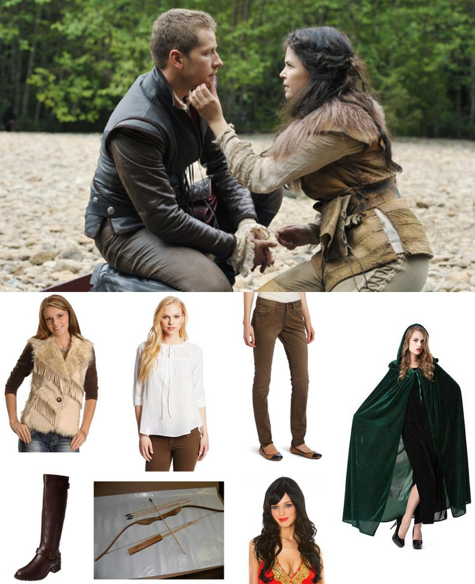 Snow White from Once Upon a Time Cosplay Guide