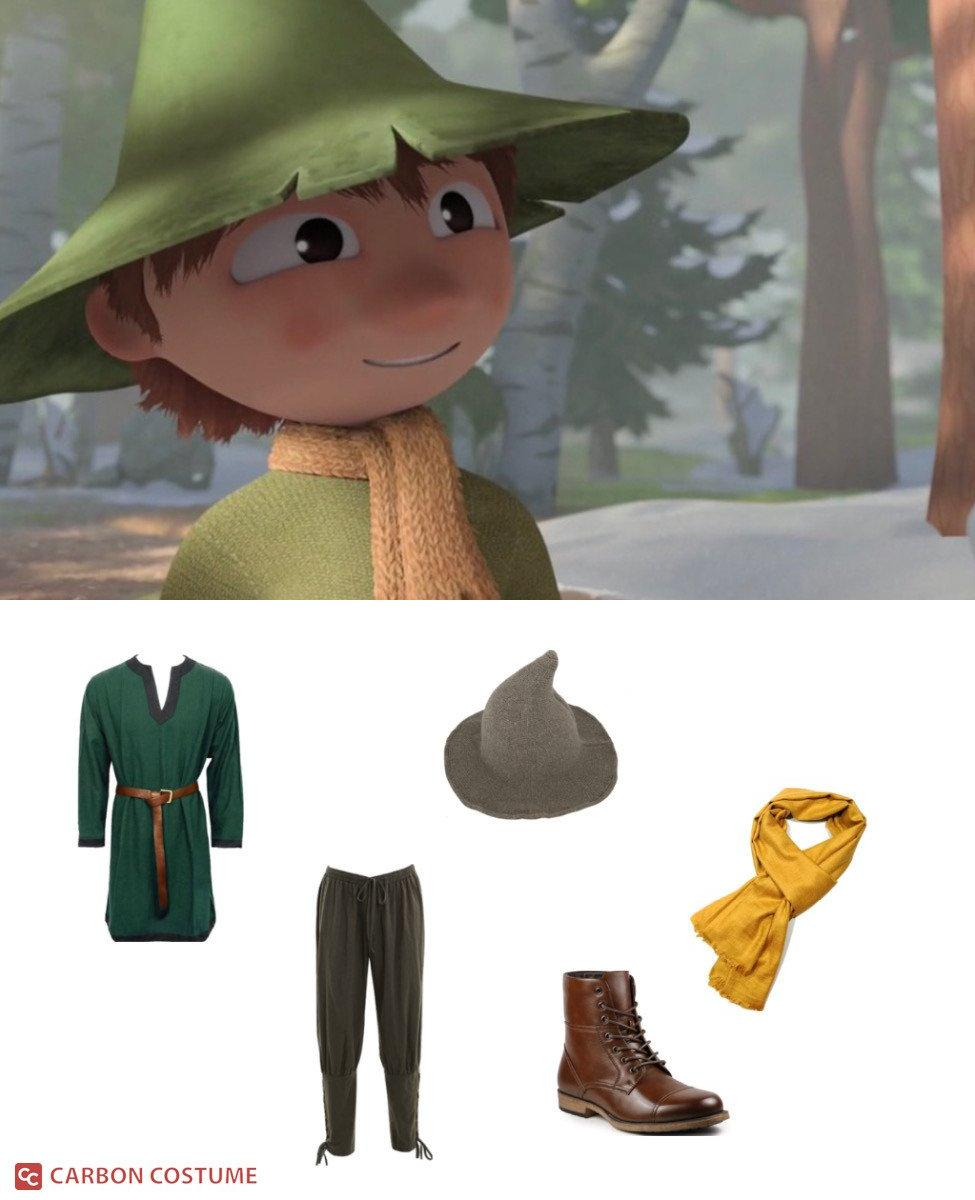 Snufkin from Moominvalley Cosplay Guide