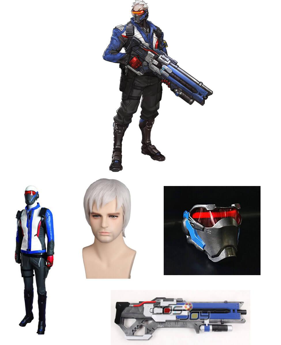 Soldier: 76 Cosplay Guide
