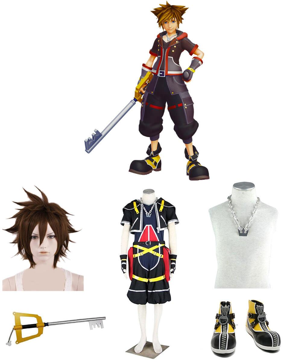 Sora Cosplay Guide