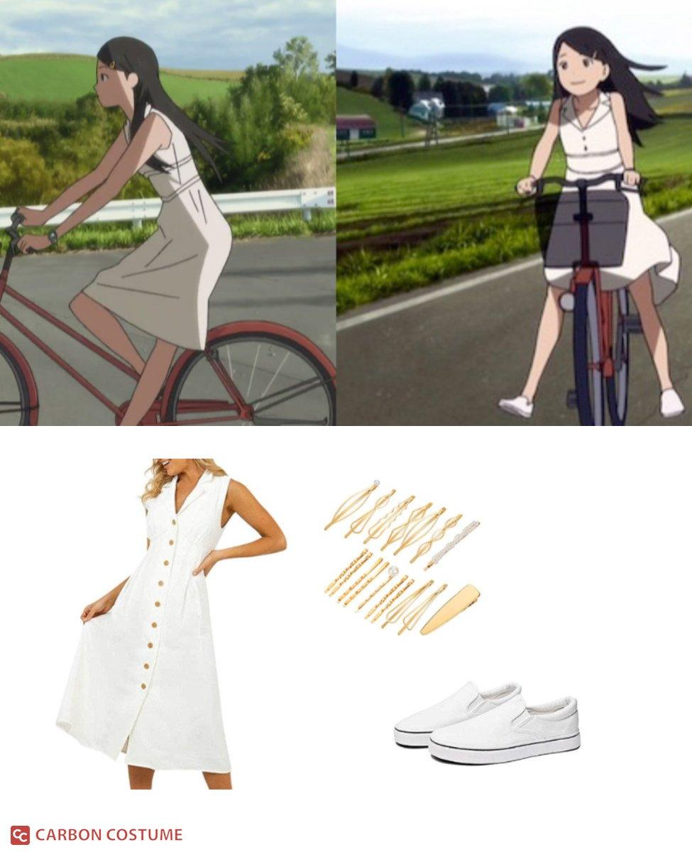 Sora from Someday's Dreamers II Cosplay Guide