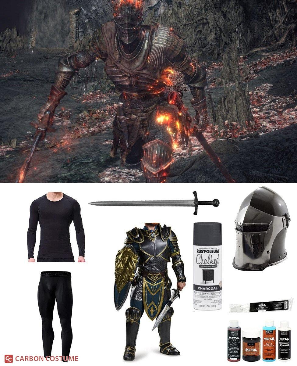 Soul of Cinder from Dark Souls Cosplay Guide