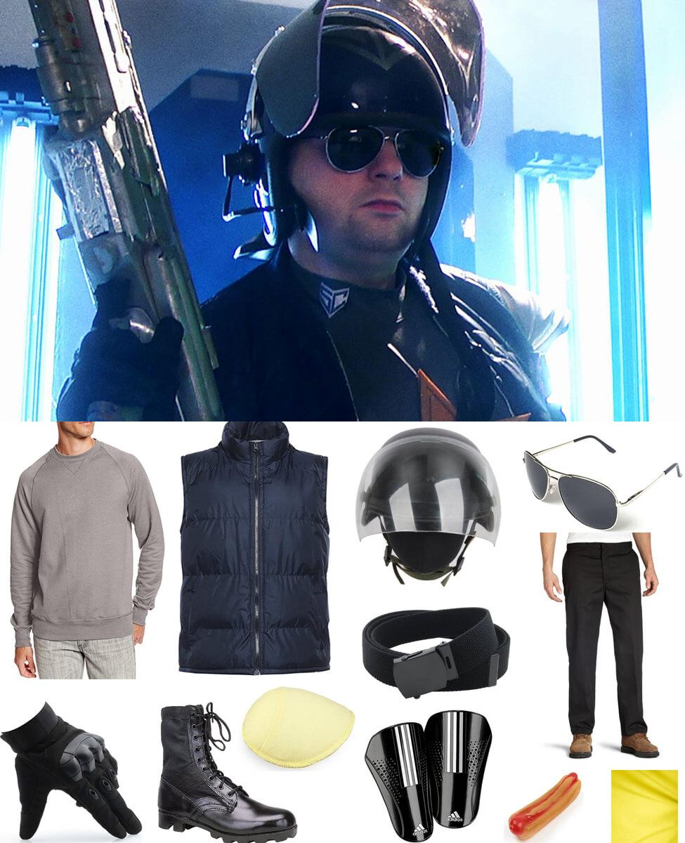 Space Cop Cosplay Guide
