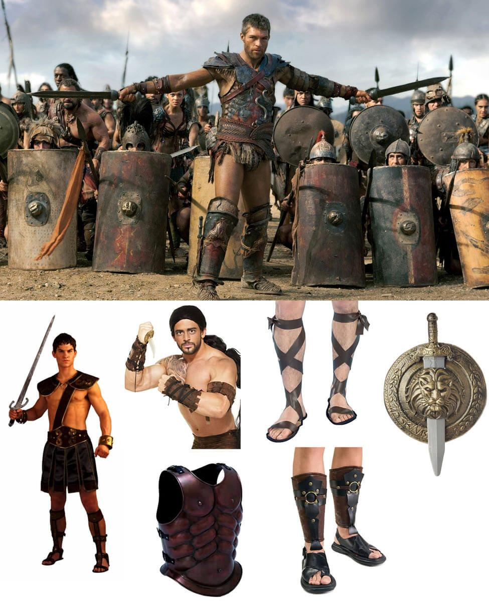 Spartacus Cosplay Guide
