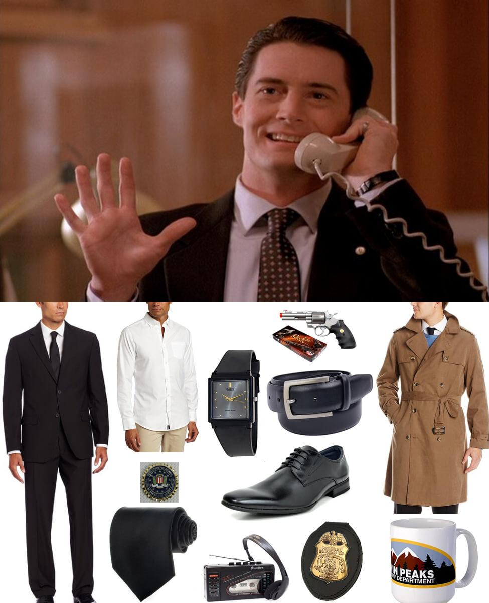 Special Agent Dale Cooper Cosplay Guide