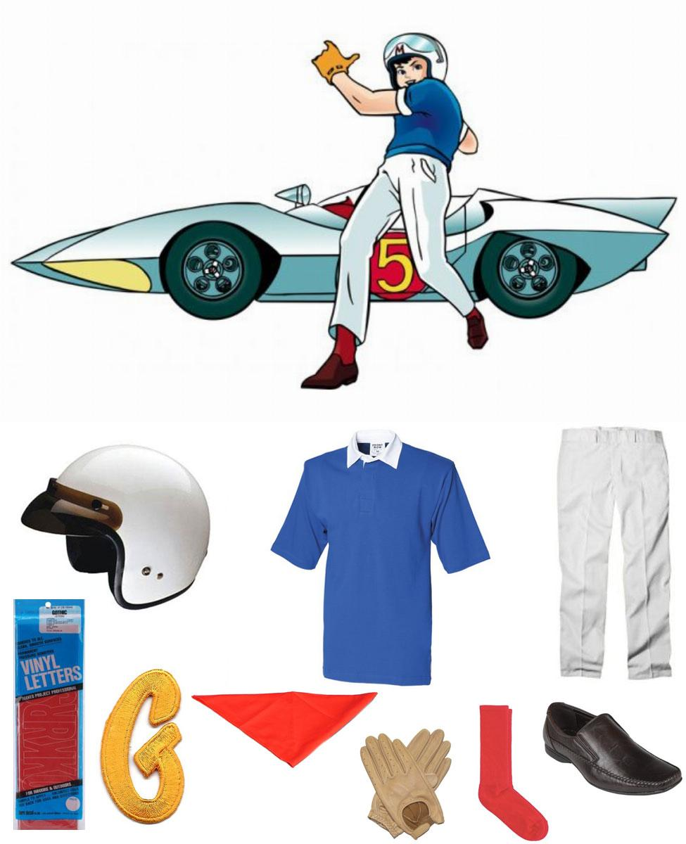 Speed Racer Cosplay Guide