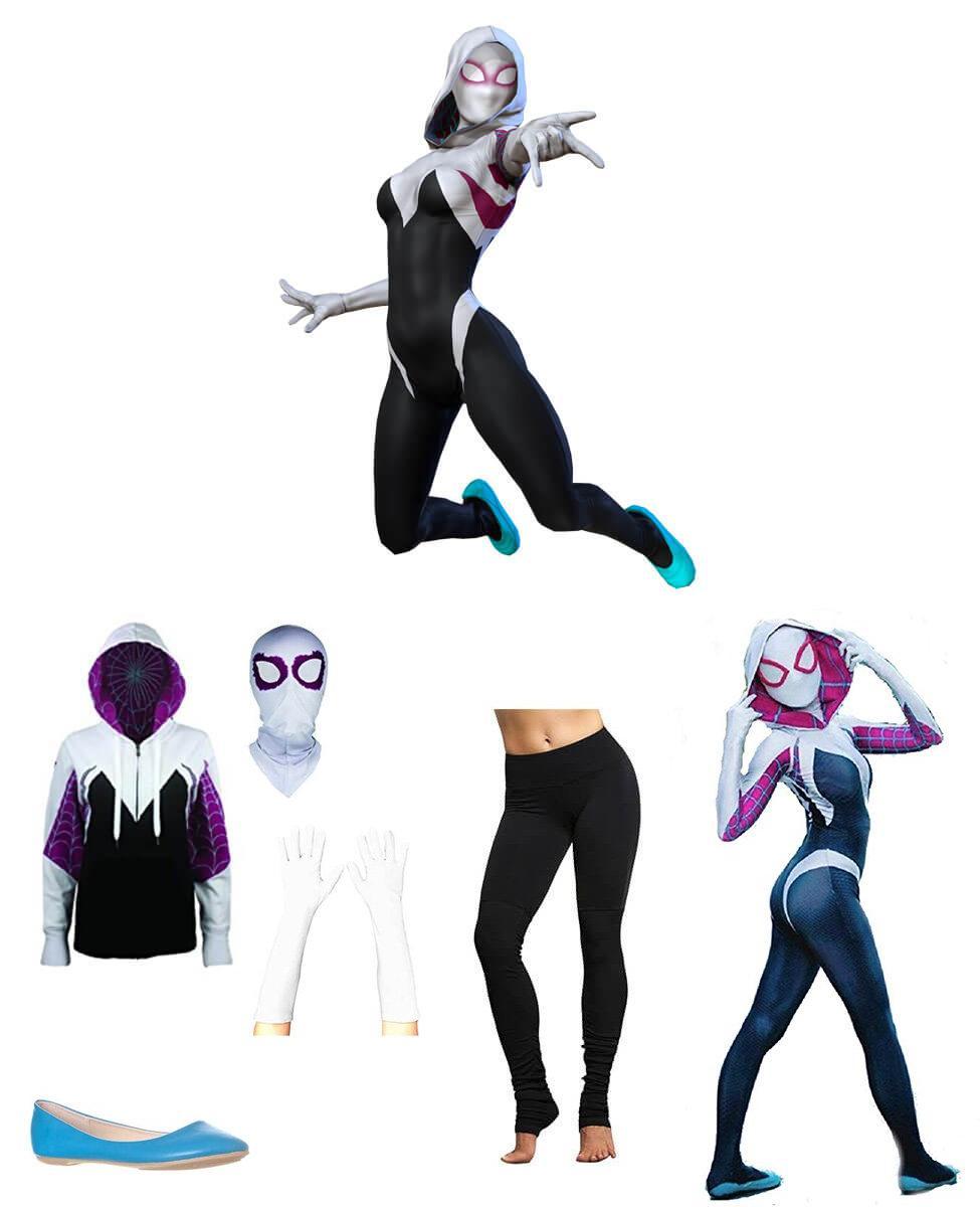 Spider-Gwen Cosplay Guide