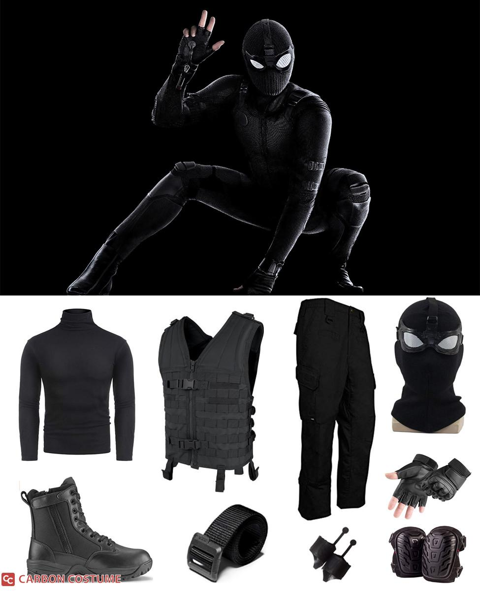 Spider-Man Stealth Suit Cosplay Guide