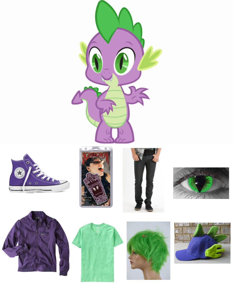 Spike The Dragon Cosplay Guide