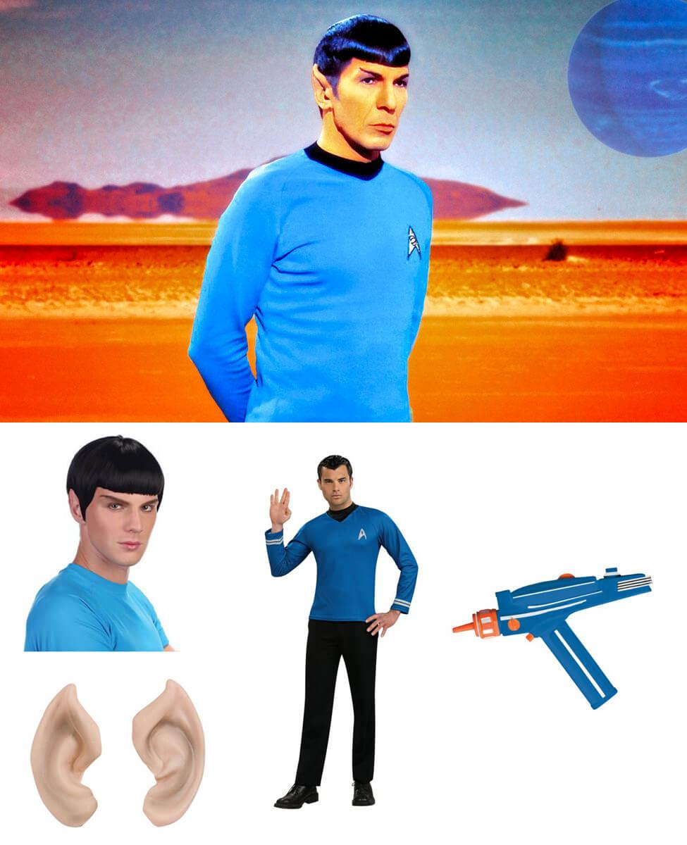 Spock Cosplay Guide