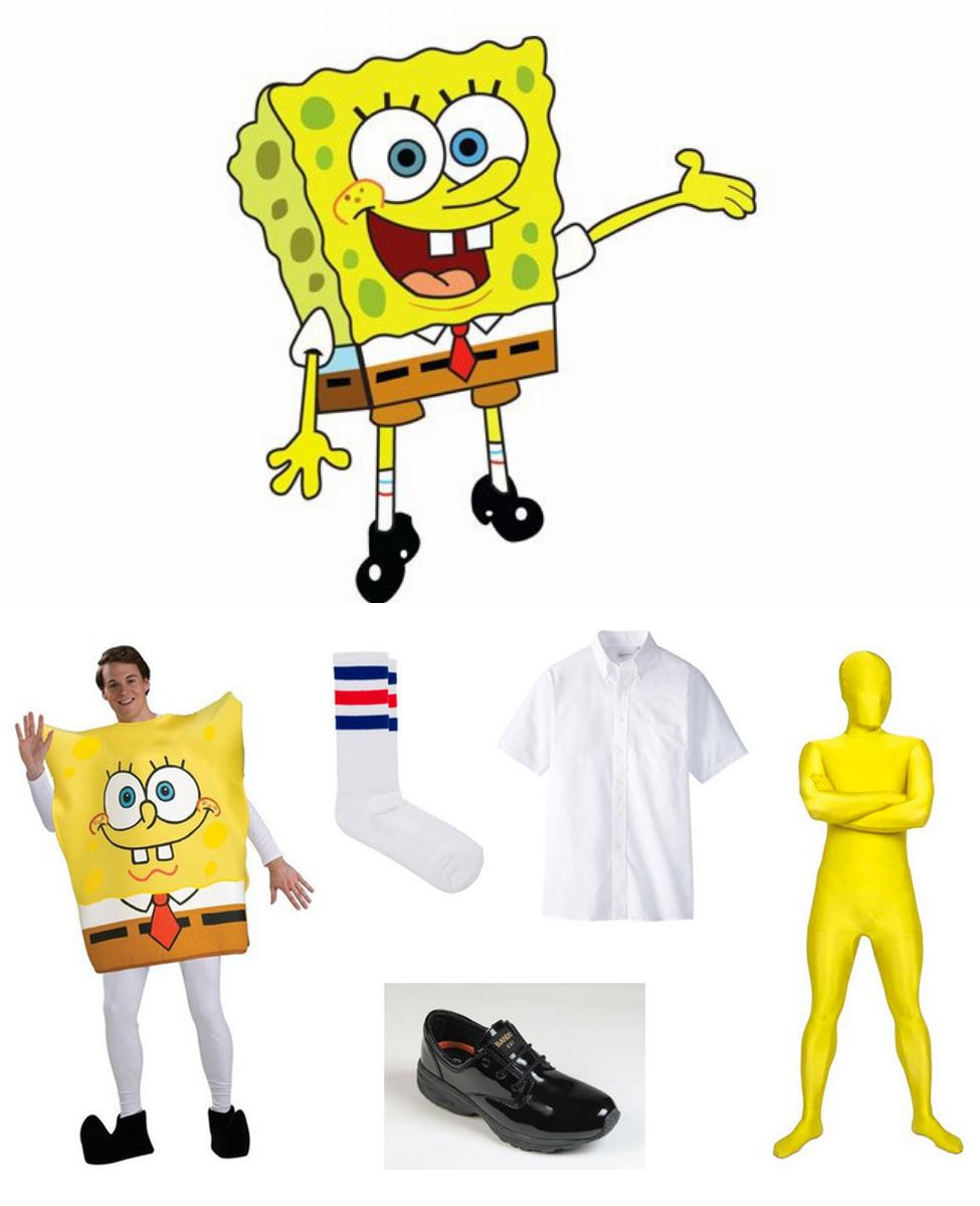 SpongeBob SquarePants Cosplay Guide
