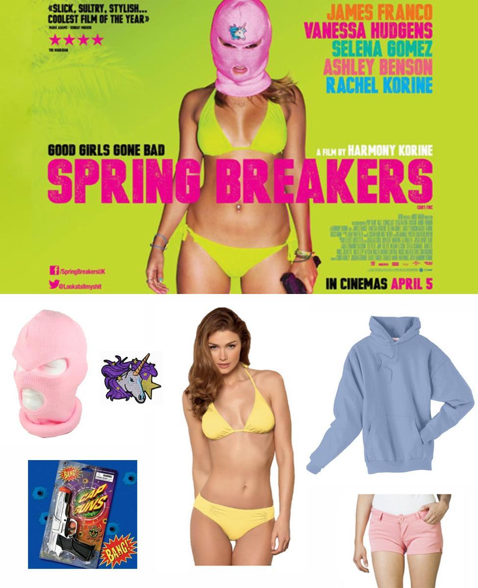 Spring Breakers Cosplay Guide