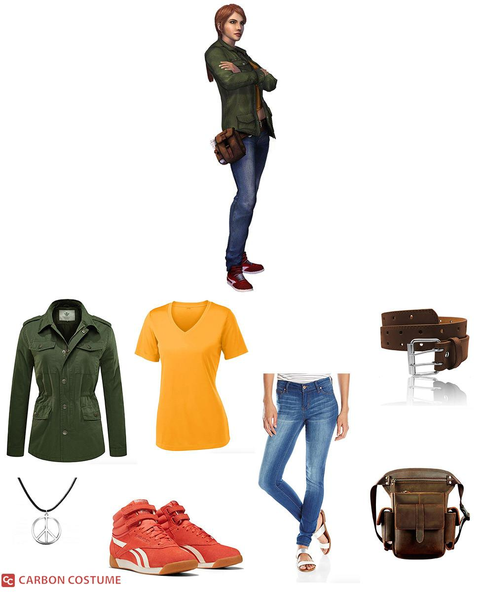 Stacey Forsythe from Dead Rising Cosplay Guide