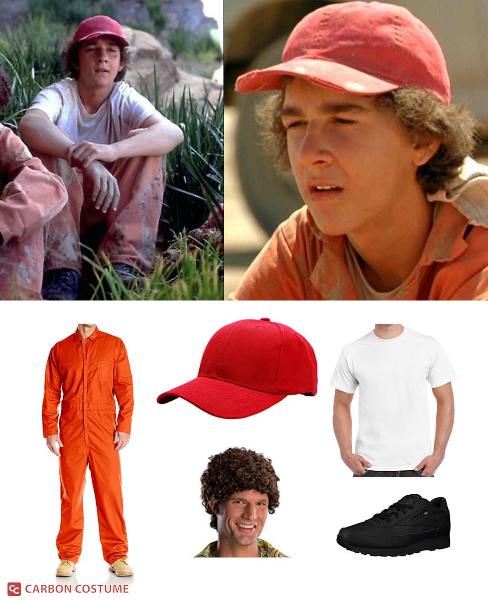 Stanley Yelnats from Holes Cosplay Guide