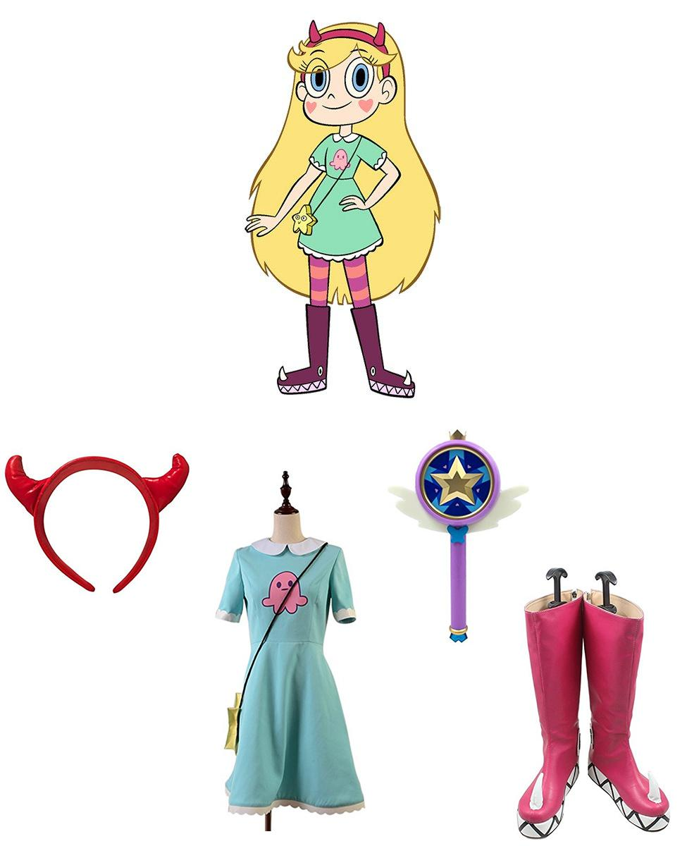 Star Butterfly Cosplay Guide