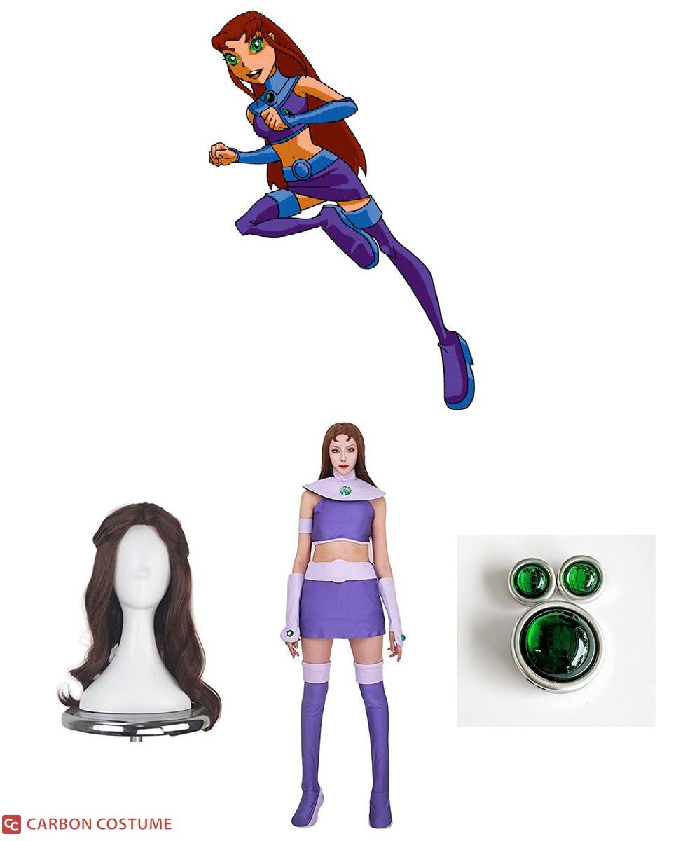 Starfire Cosplay Guide