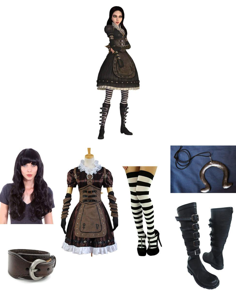Steamdress Alice Cosplay Guide