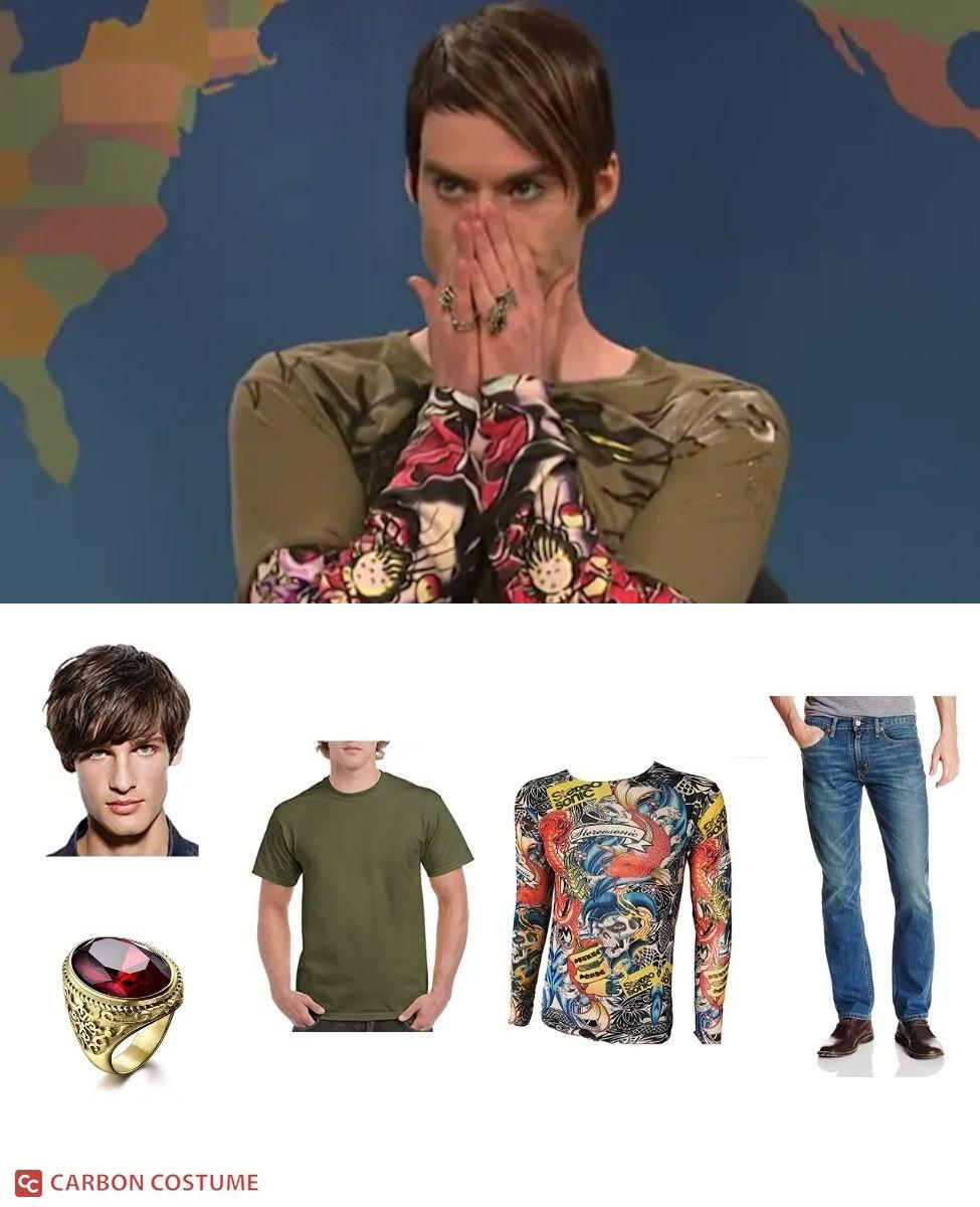 Stefon from SNL Cosplay Guide
