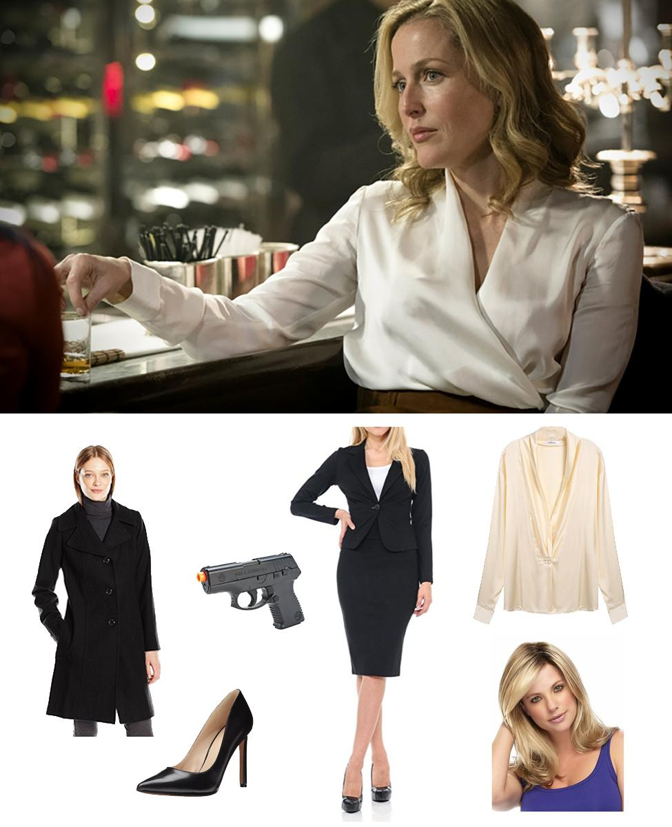 Stella Gibson Cosplay Guide