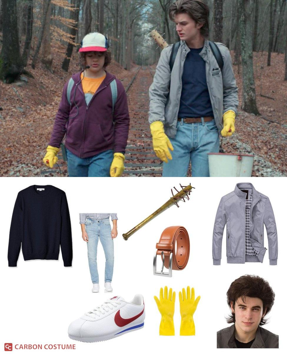 Steve Harrington from Stranger Things Cosplay Guide