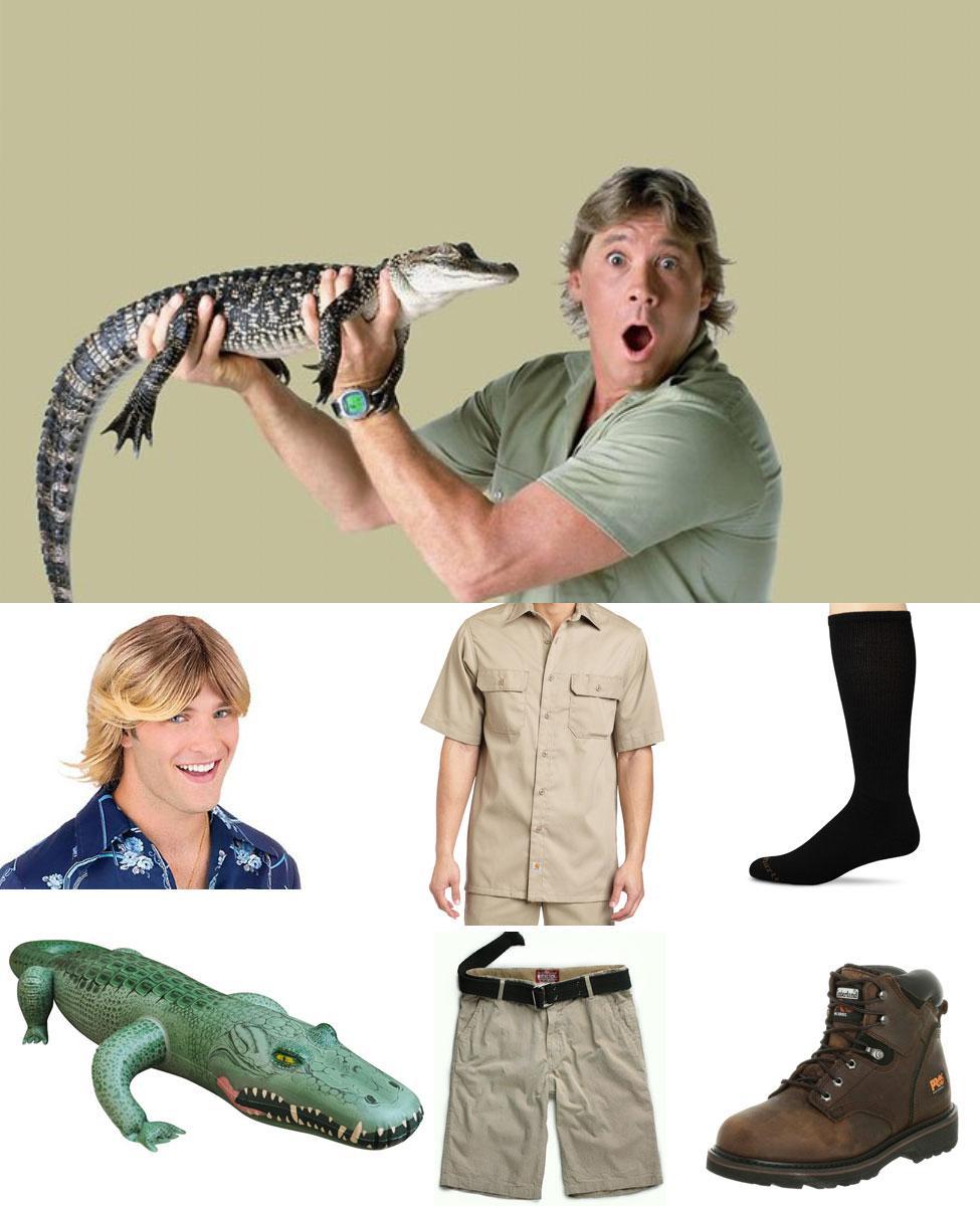 Steve Irwin Crocodile Hunter Cosplay Guide