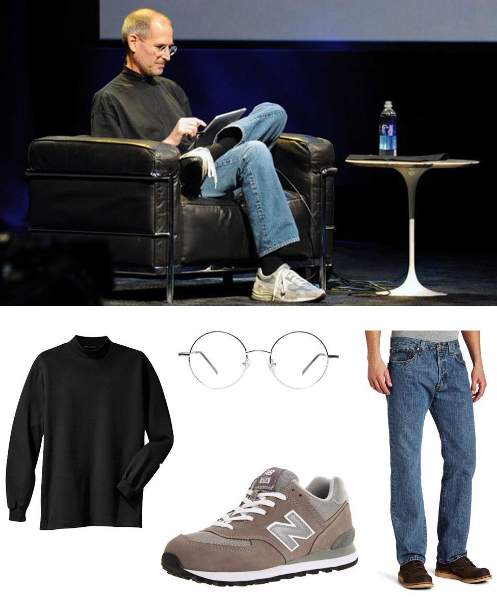 Steve Jobs Cosplay Guide