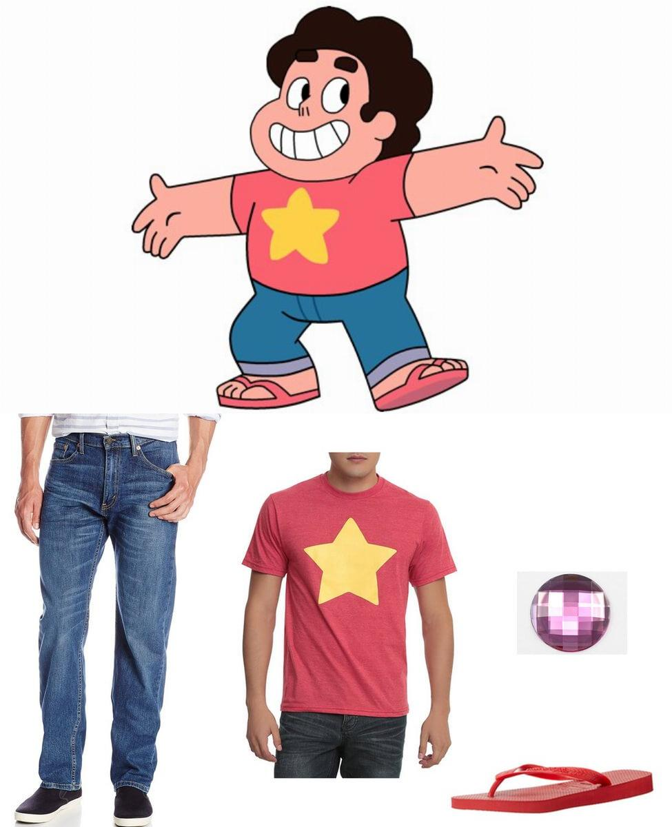 Steven Universe Cosplay Guide