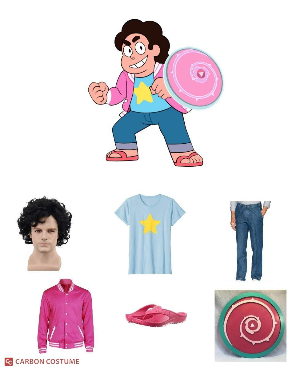 Steven Universe from Steven Universe: The Movie Cosplay Guide